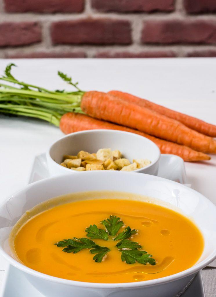 zuppa di verdure economica