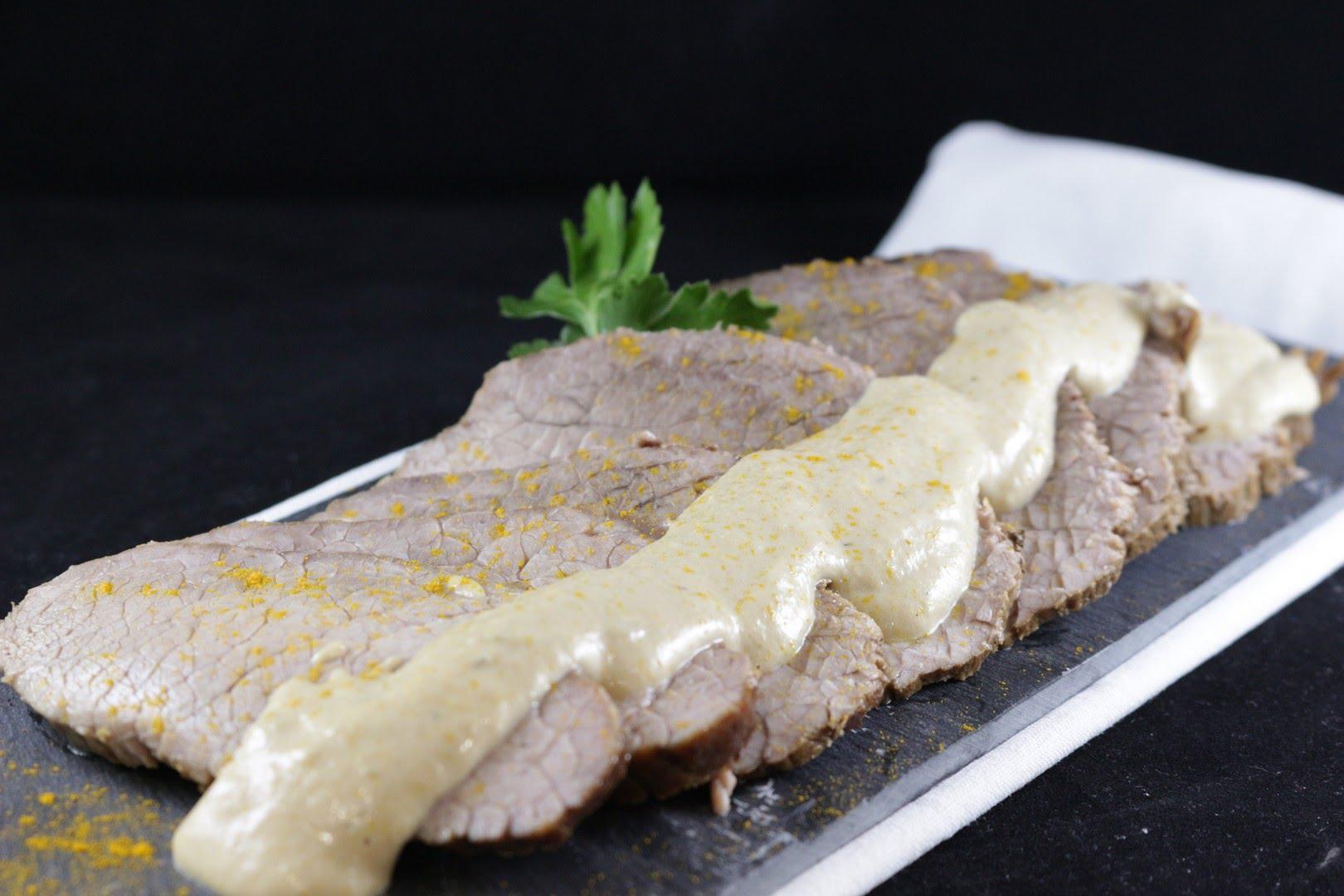 ricetta del vitello tonnato senza maionese