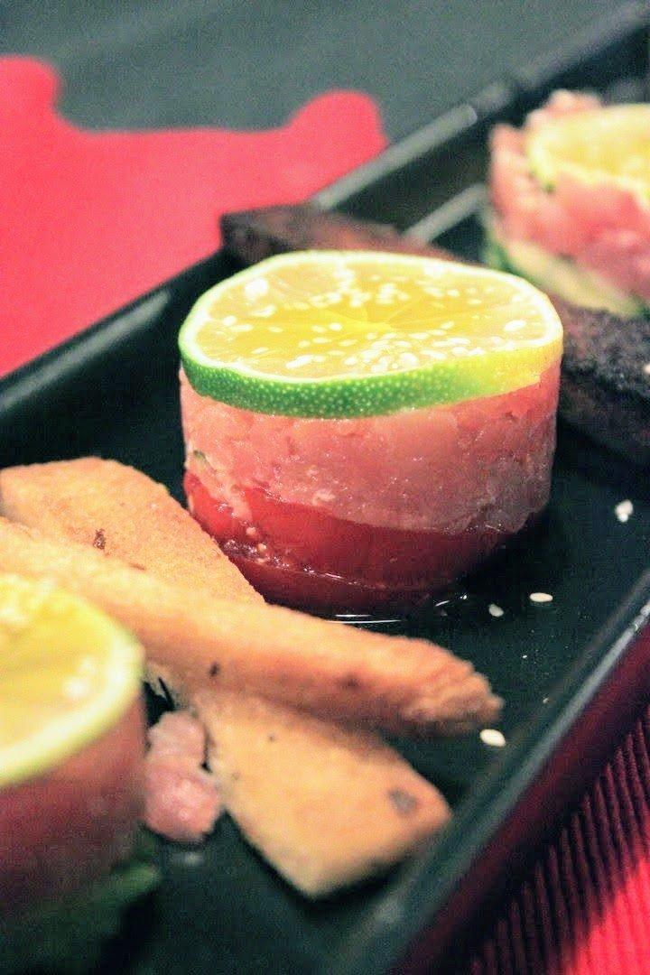 ricetta tartare di tonno classica