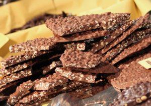 il cioccolato e la lecitina ok