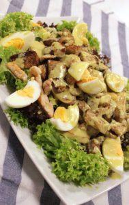 caesar salad ok