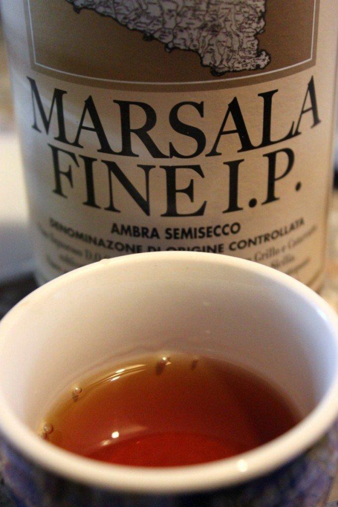 vino marsala