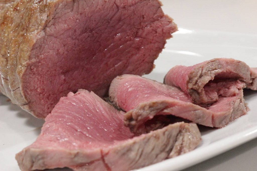 roast beef in pentola a pressione