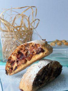 Biscottoni con arachidi