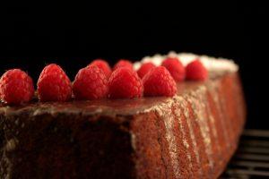 plumcake al cioccolato e zenzero