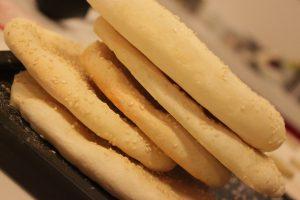 ricetta del pane pita