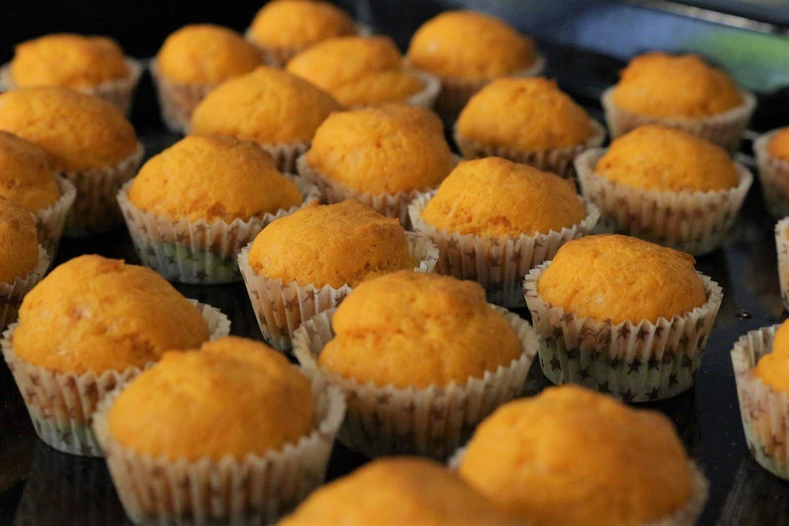 muffin salati al pomodoro 1