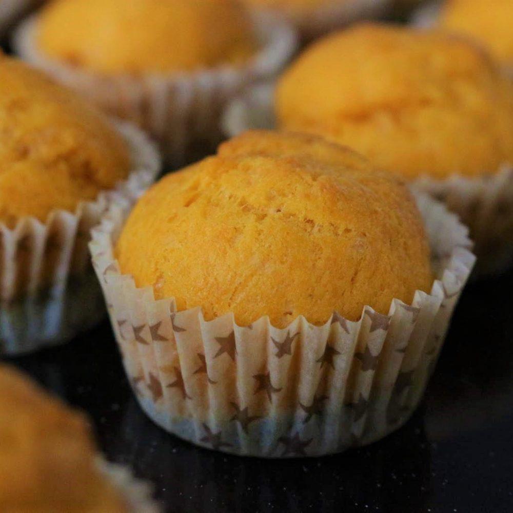 muffin salati al pomodoro