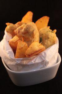 Fish and Chips dello Chef