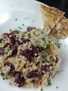 padellata-di-quinoa-e-fagioli-rossi