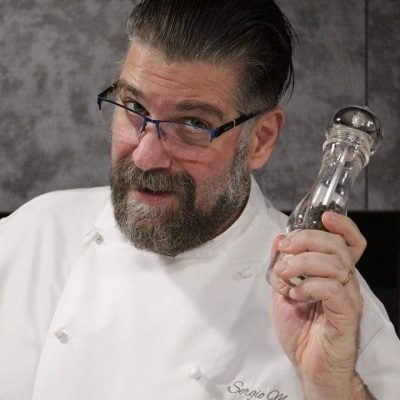 collabora con chef sergio maria teutonico