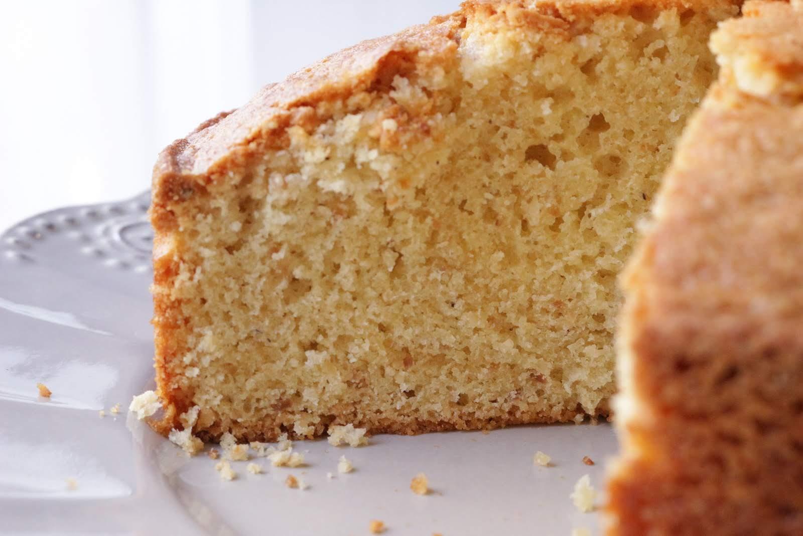 ricetta torta di nocciole alla piemontese