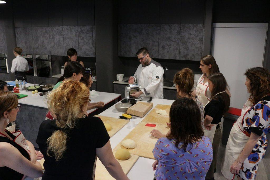 come aprire una scuola di cucina