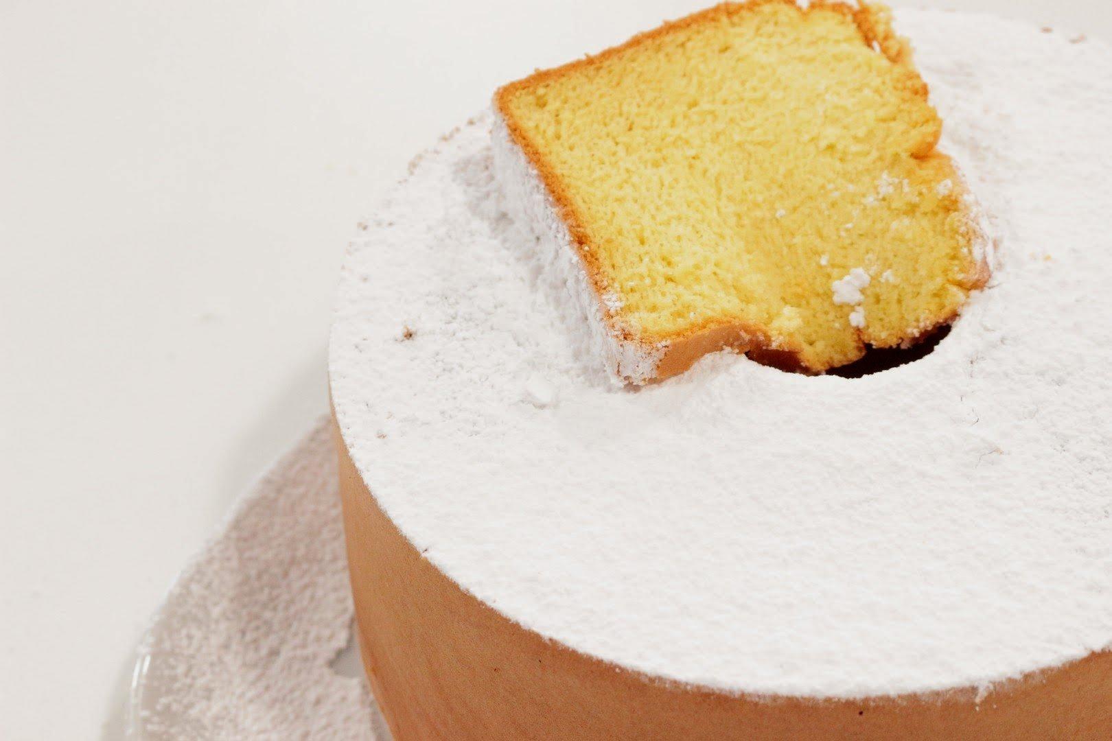 La Chiffon Cake, soffice come una nuvola