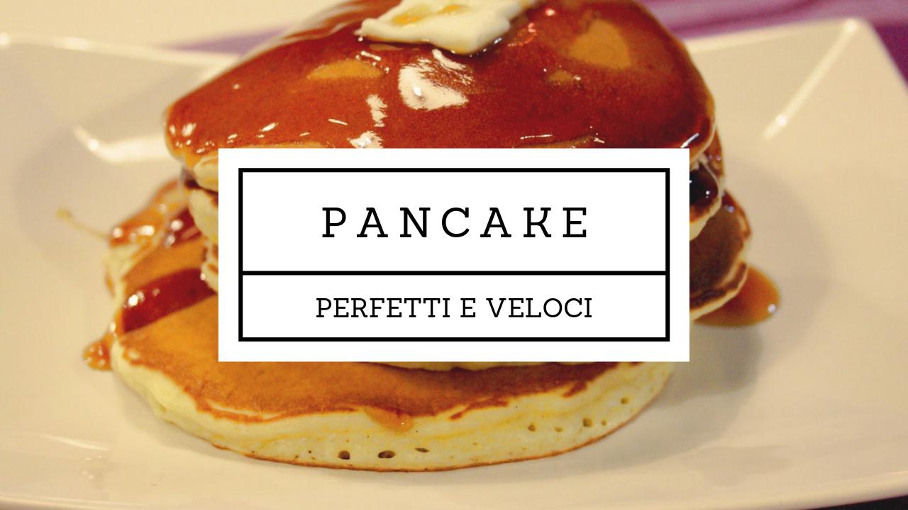 pancake videoricetta