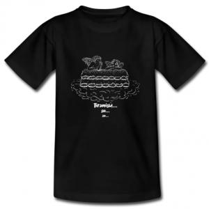 il mio negozio online dove comprare le magliette di a large chef in a small kitchen