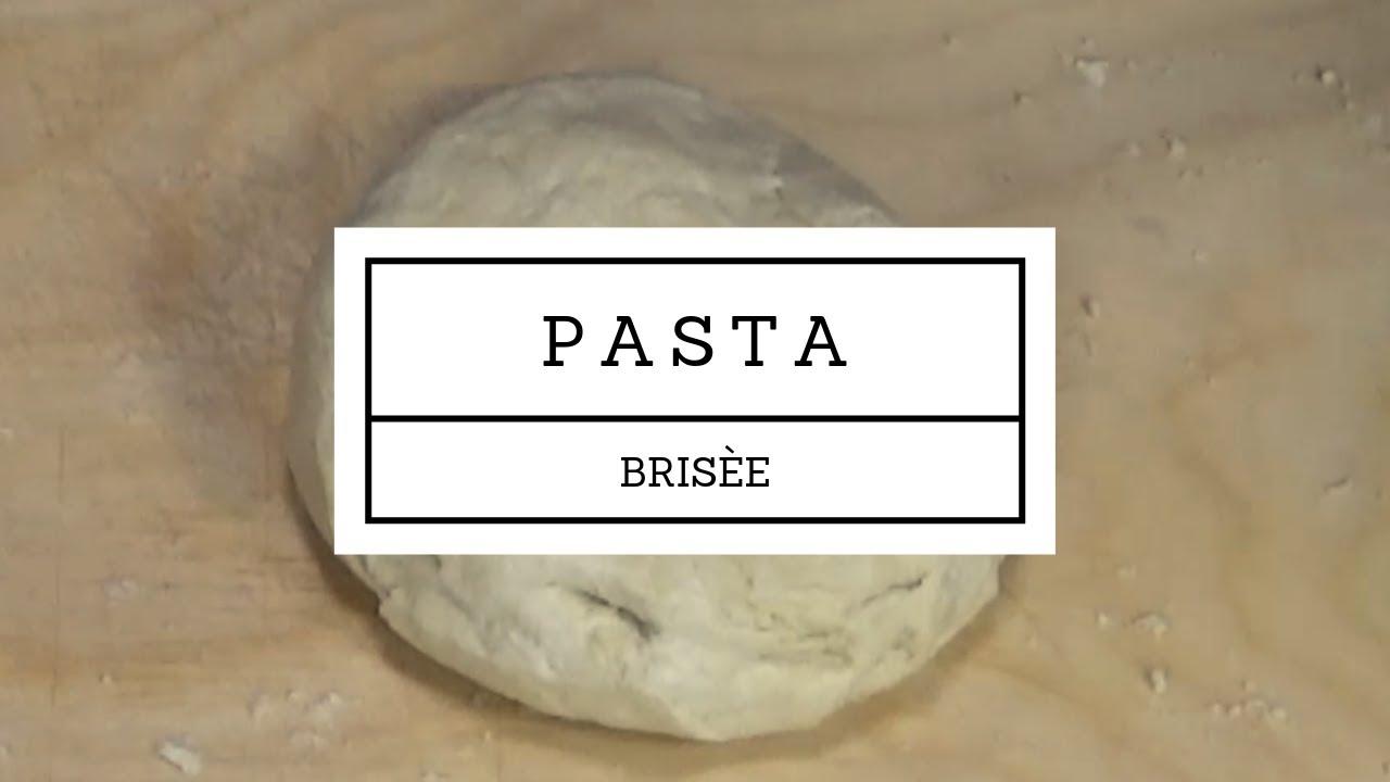 come preparare la pasta brisè, ecco la video ricetta