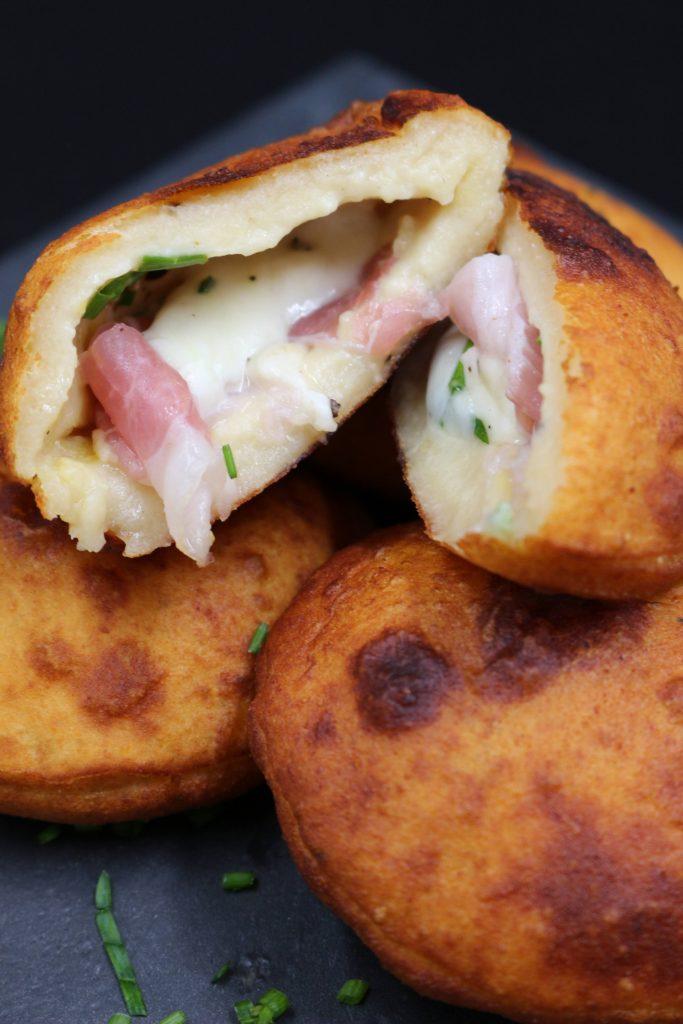 ricetta delle delizie di patate